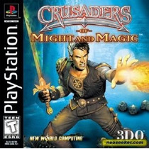 Crusaders Of Might And Magic Ps1 Compatible Con Ps2