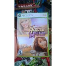 Hanna Montana Para Xbox 360