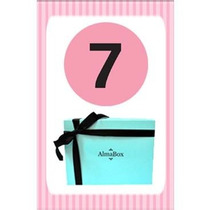 Almabox Edición 7 Mini Productos De Belleza Sorpresa