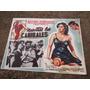 Antiguo Lobby Card Nosotros Los Canibales Cartel De Cine!