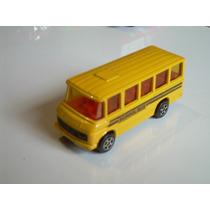 Mercedes Benz Bus De Gorgi Juniors Setentas