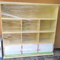 Librero Infantil Amarillo Lagunilla