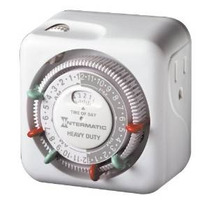 Intermatic Tn311 15 Amp Heavy Duty Timer Grounded