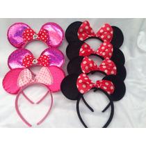 Minnie Mouse Diademas Fiesta