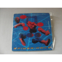 Vintage Figura Armable 3d Spiderman