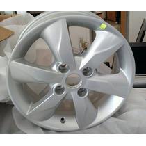 Tiida - Rin De Aluminio 16