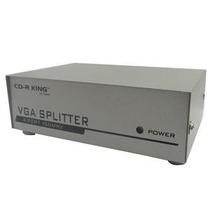 Duplicador Divisor Video Vga 4 Puertos 250mhz Splitter