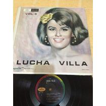 Lucha Villa Vol.4 Con Los Mariachis Guadalajara Y Mexico