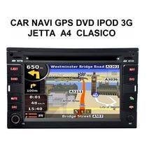 Estereo Vw Dvd Gps Jetta Clasico Golf 4 Gol Sharan Ibiza Bfn
