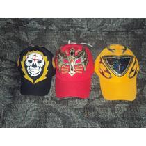 Gorras De Mascara De Luchador Mizteziz La Parka Tinieblas