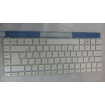 Teclado Hp Dv4-5000/dv4-5100/dv4-5a00/dv4-514la Blanco Con M