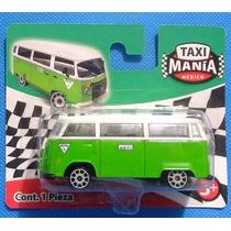 Combi Distrito Federal Mexico Transporte Publico Juguete Hm4