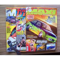 Tuning,maxi,tuner,gti Mag-autos-lote 66 Revistas-reseña-hm4