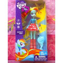Muneca Mi Pequeno Pony Rainbow Dash