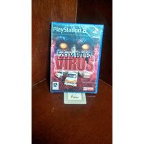 Zombie Virus - Ps2