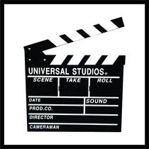 Claqueta Cuadro Corre Película Oscar Oscares Fiestas