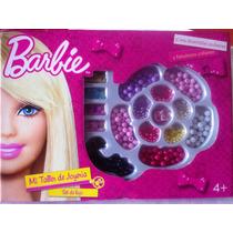 Estuche Bisutería P/pulseras Barbie, Mi Taller De Joyería