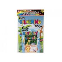 Paquete De Actividades - Jumbo Valor Multi Color Y Niños Ar