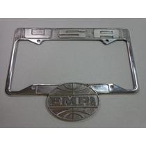 Vw Sedan Portaplacas Empi De Aluminio Para Vocho Combi Safar