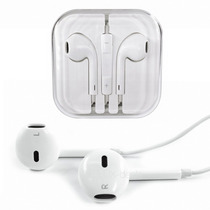 Audifonos Earpods Con Microfono Y Control De Volumen Iphone