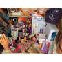 Completo Kit De Acrilico Organic Nails Lampara 36wts Neceser