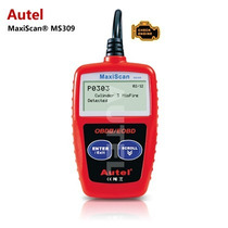 Escaner Autel Ms 309 Multimarcas Obd2 Automotriz
