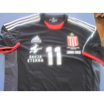 Playera Estudiantes Adidas Orig 2012 Gracias Bruja Away