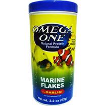 Omega One Garlic Marine Flakes 2.2oz