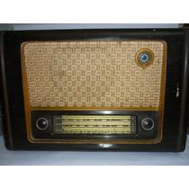 Radio Telefunken M654 W K De Bulbos