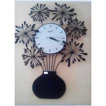 Regalo Navideños Reloj Original Florero