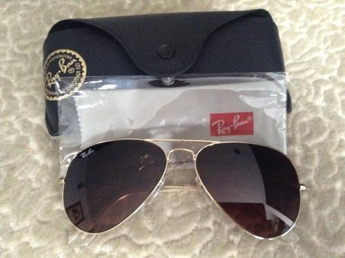 Lentes Ray Ban 100% Original!! No Gucci Tory Michael Kors 8c09922ef6