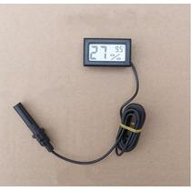 Termómetro Higrómetro Digital Con Sonda Envío Gratis