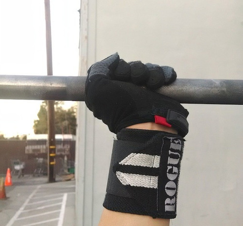 3b2f32228c8 Rogue Mechanix Vented Gloves Guantes Gym Fitness Pesas Pro ...