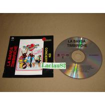 Timbiriche La Banda Timbiriche En Concierto 1996 Melody Cd