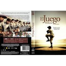 Dvd El Juego Perfecto Mundial Beisbol Infantil Monterrey 57