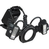 Flash Doble Lite Macro Twin Lite Mt-24 Ex Canon