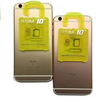 R-sim 10+ Iphone 6/6s/5/5s/5c/4/4s Desbloquea 9 Modelos Orig