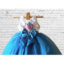 Vestido Little Pony Tutu Dress Tutu Presentacion