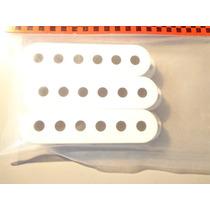 Cubre Pastillas Fender Original 0992034000 Blancos