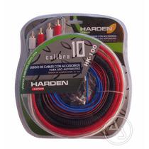 Kit De Instalacion Profesional Calibre 10 Cables, Accesorios