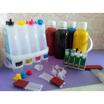 Sistema De Tinta Continua Para Impresoras E Pson Tx320 Tx420