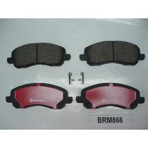 Balatas Pastillas Brembo Mitsubishi Lancer 2006-2012 Delante