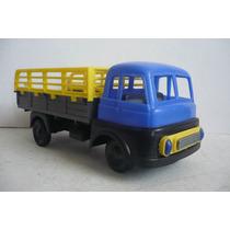 Camion Redilas Camioncito Juguete Replica Plastimarx Escala