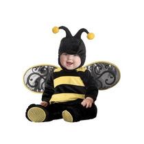 Disfraz Bebe Abeja Niño Niña Halloween Abejita