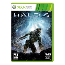 Halo 4 Xbox 360 Nuevo Sellado + Envio Gratis