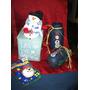 Set De Muñecos De Nieve De Navidad