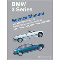 Manual De Servicio Bmw Serie 3 1992-1998 Ilustrado