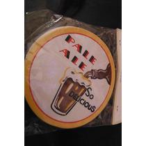 Set De 8 Porta Vasos Cerveza Beer Cantina Bar Retro Vintage