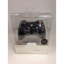 Edición Limitada De Xbox 360 Cromo Serie Mando Inalámbrico -