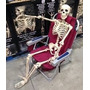 Esqueleto Humano Tamaño Real Decorativo Para Halloween<br><strong class='ch-price reputation-tooltip-price'>$ 1,399<sup>00</sup></strong>